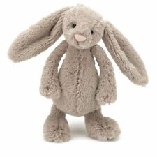 Jellycat Bashful Beige Bunny - Small 18cm Soft Plush Toy