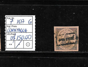 (59293) HONDURAS CLASSIC STAMPS #7 1877 COMAYAGUA UNUSED OG CAT.VL+ U$ 150,00