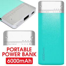 6000mAh Portable Charge External Battery Power Bank For BlackBerry Priv CDMA