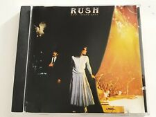"""RUSH """"EXIT..STAGE LEFT LIVE"""" CD MADE IN BRAZIL 1993! geddy lee hard rock kraut"""