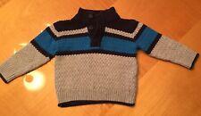 Gymboree Baby Toddler Boys 12- 18 mos Stripped Cotton Sweater