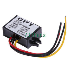 DC 24V to 12V 5A 60W Buck Converter Step-Down Car Power Supply Voltage Regulator