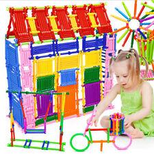 250 Pcs Montessori Mathematical Intelligence Stick Preschool Kids Toys Sticks #Q