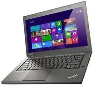 Lenovo ThinkPad T440 i5-4300U 1.90GHz w/ Webcam 16GB RAM 128GB SSD Win 10 Pro