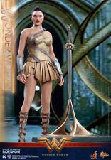 Hot Toys Wonder Woman Training Armor Version Movie Masterpiece 1/6 Scale Figure
