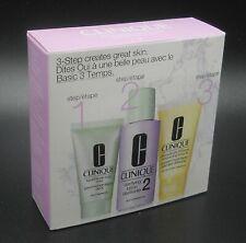 Clinique 3 Phasen Set DDML 30 ml Clarifying Lotion 60 ml Liquid Facial Soap