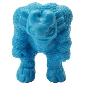 Monster In My Pocket Behemoth No 4 Premium Cyan Blue Series 1 Rare MIMP 1990