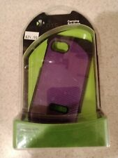Carrying Solutions HTC Rezound Hard Shell Cell Cellular Phone Case Purple 338006
