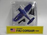 Del Prado Vought F4U Corsair 1/100 Scale War Aircraft Diecast Display 16
