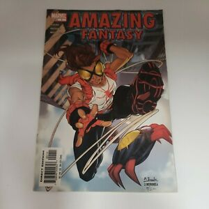 MARVEL Amazing Fantasy issue 1 Araña First appearance 2004 h4a72