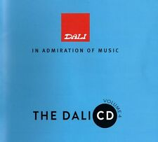 Dali CD The Dali CD Volume VOL 4 Audiophile Test CD (streng limitiert)