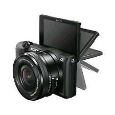 Sony Alpha 5100L, fotocamera mirrorless con obiettivo 16-50 mm, attacco E, senso