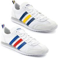 Neu Schuhe ADIDAS VS JOG Herren Sportschuhe Turnschuhe Laufschuhe Sneaker Weiß