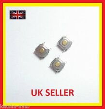 3 x MICRO SWITCHES MERCEDES A B C E S CLK ML W164 W245 W212 W204 A209 KEY REMOTE