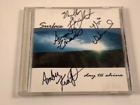 Signed/Autographed Day To Shine CD by Surface 2002 Canada