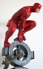 Daredevil Comiquette Sideshow Collectibles - Marvel universe Comics red version