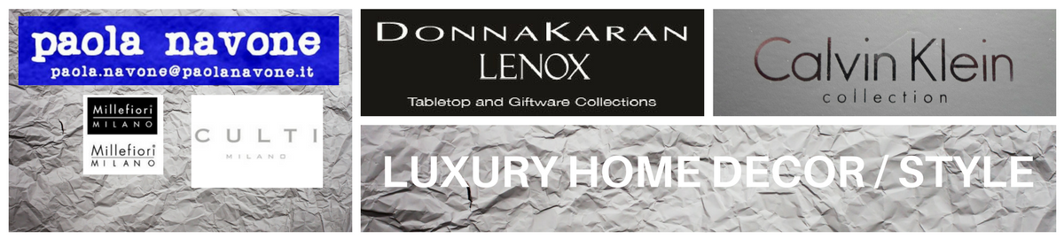 Luxury Home Decor/Style