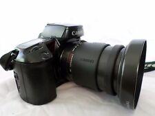 Canon EOS Elan Camera with Tamron AF Aspherical 28-200mm Lens