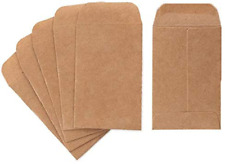 Coin And Small Parts Envelope 500 Pack 225x 35 With Gummed Flap Home Office