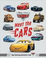 Meet the Cars by Disney Book Group 9781368007832 | Brand New | Free UK Shipping