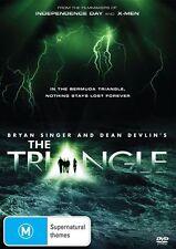 The Triangle (DVD, 2009, 2-Disc Set)REGION 1, Catherine Bell, Sam Neill