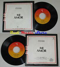 "LP 45 7"" PLASTIC MODE Mi amor a jazzy woman 1985 ITALY DISCOMAGIC NP 237 cd mc *"