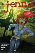 Jenna comic + cd Paul Di Anno (Iron Maiden) soundtrack
