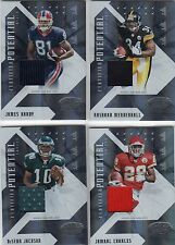 Jamaal Charles 2008 Certified Potential jersey RC 58/250