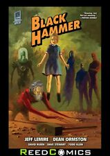 BLACK HAMMER LIBRARY EDITION VOLUME 1 HARDCOVER Collects #1-13 + Giant Annual