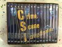 Csi Prima + Seconda Stagione Completa 16 X DVD 1.1 A 1.23+2.1 A 2.23 3T