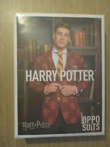 Harry Potter Gryffindor Oppo Suits Adult Fancy Dress Costume (Size UK 40)