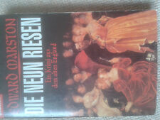 """RH034 """"Die neun Riesen"""" v. Edward Marston - Krimi aus der Shakespeare-Zeit"""