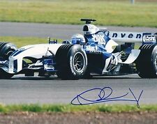 Nico Rosberg Authentic Autographed Signed F1 Formula 1 Racing Action 8x10 Photo