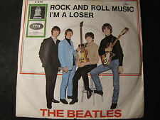 """THE BEATLES - rock and roll music / I´m a loser  SINGLE 7"""""""