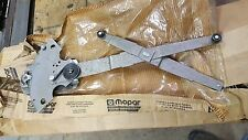 NOS OEM 84-87 Dodge RamCharger D250 Right Pass Window Regulator Manual 1984 85