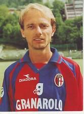FOOTBALL carte joueur DAVIDE FONTOLAN équipe BOLOGNA FC