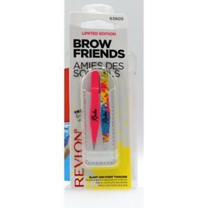 Revlon Beauty Tools Mini Tweezer Set, packaging Colour may vary 100% Brand New