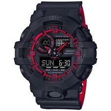 BRAND NEW Casio GA700SE-1A4 Black 53.4mm Resin G-Shock GA-700 Men's Watch