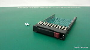"""HP 371593-001 2.5"""" HDD Drive Bay Caddy (Includes Mounting Screws)"""