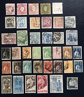 Portugal 1860s- 1940s Collection2 Used