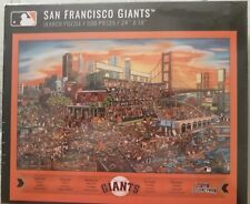 San Francisco Giants Search Puzzle Find Joe Journeyman MLB NIB