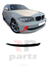 Para BMW 1 Serie 2007-2013 Nuevo Parachoques Delantero Moldura Recortar sin Pdc