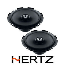 "HERTZ DIECI DCX170.3 6.7"" 17CM 100W WATT 2 WAY COAXIAL CHEAP CAR SPEAKERS KIT"