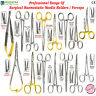 Range of Needle Holder Dental Hemostatic Artery Suture Stitch Forceps Surgical