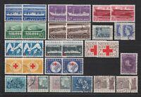 Niederlande - Kleines Lot mit über 50 Marken, gestempelt - bitte ansehen !!