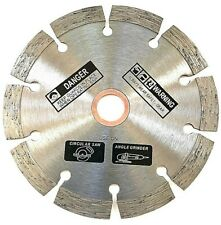"""5"""" Diamond Saw Blade for angle grinder cuts Stone, Roof tile, masonry materials"""