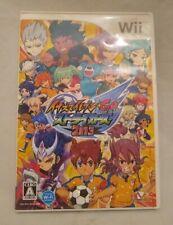 Inazuma Eleven Go: Strikers 2013 [Japan Import] level 5 Nintendo Wii Game