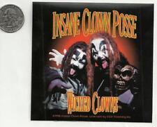 INSANE CLOWN POSSE Wicked New Sticker/Decal rap hip-hop juggalo car bumper