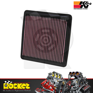 K&N Panel Air Filter Fits Subaru Impreza/Outback/WRX/XV - KN33-2304