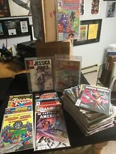 COMIC BOOK BOX LOT with Silver,Copper & More (VF/NM)